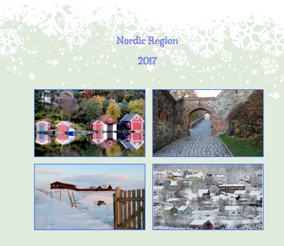 View Nordic Region by Sue Norrie