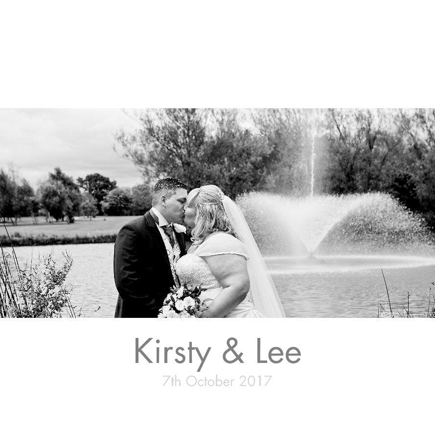 Bekijk Kirsty & Lee 7th October 2017 op brett james photography