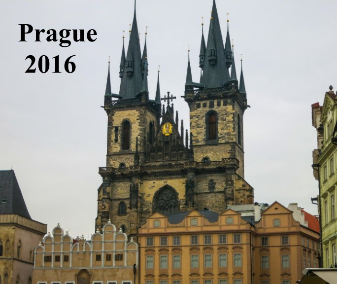 View Prague by Richard Morris
