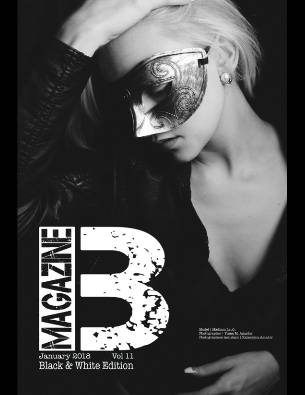 View B Magazine Vol 11 by Brittany Linsmeyer