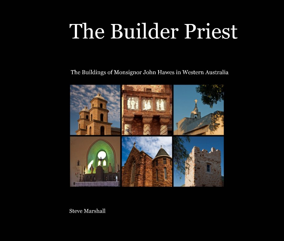 Bekijk The Builder Priest op Steve Marshall