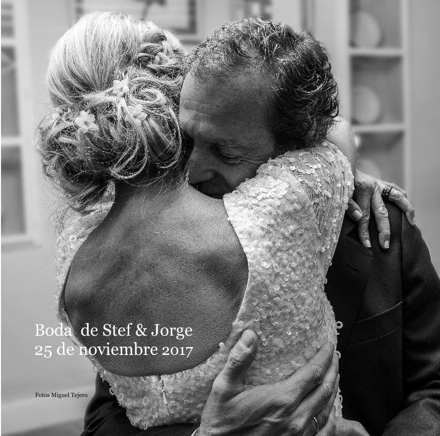 Bekijk Boda Stef&Jorge op Fotos Miguel Tejero