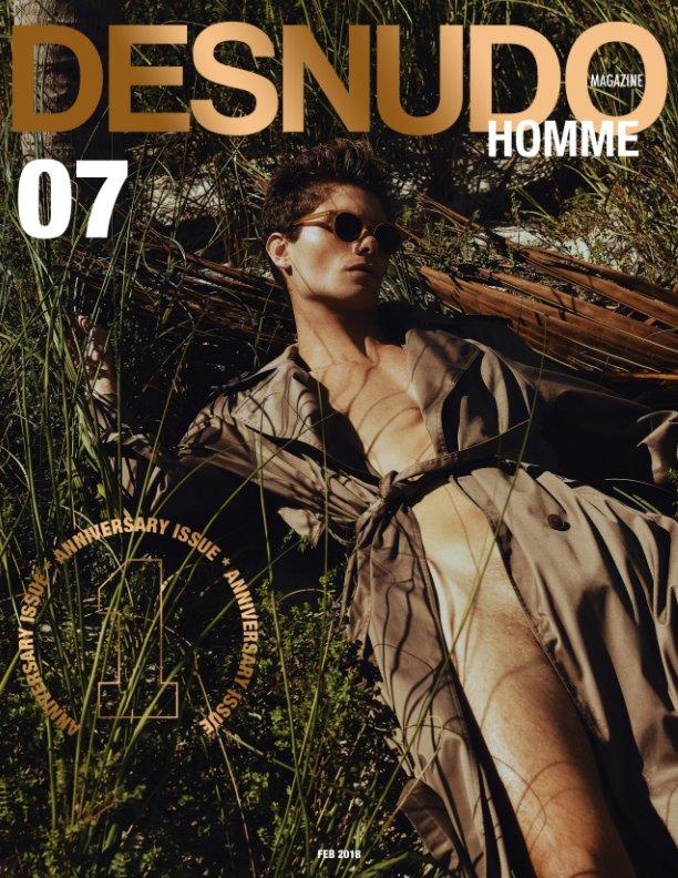 View Desnudo Homme Issue 7 by Desnudo Magazine