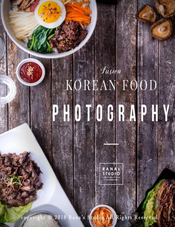 Bekijk Korean food photography op Rana Ko