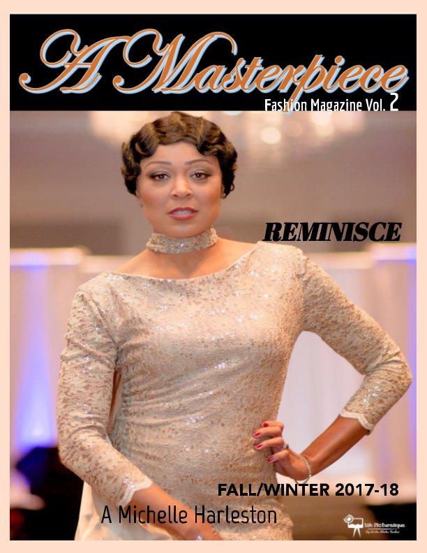 View A Masterpiece Fashion Magazine Vol 2 by JoAnn Edwards