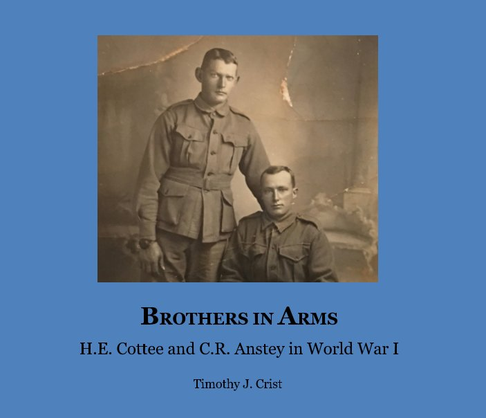 Bekijk Brothers in Arms op Timothy J. Crist