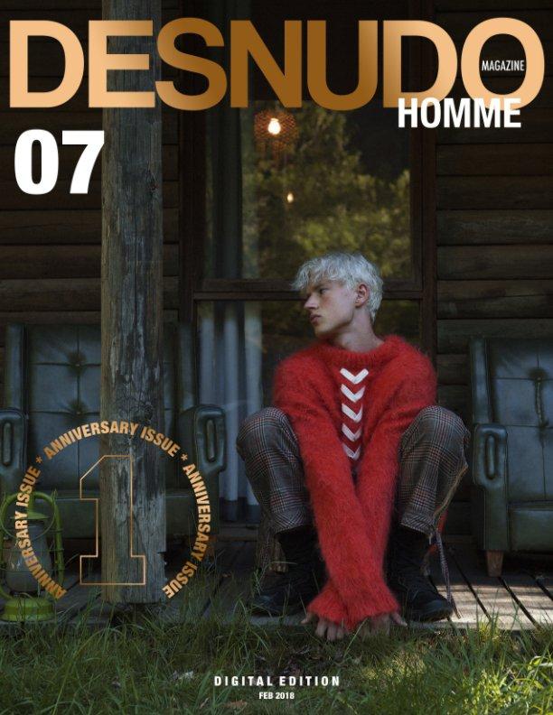 View Desnudo Homme Issue 7: DIGITAL by Desnudo Magazine