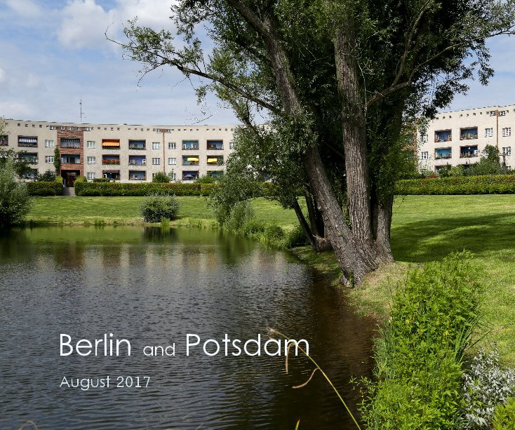 View Berlin and Potsdam by Graham Fellows