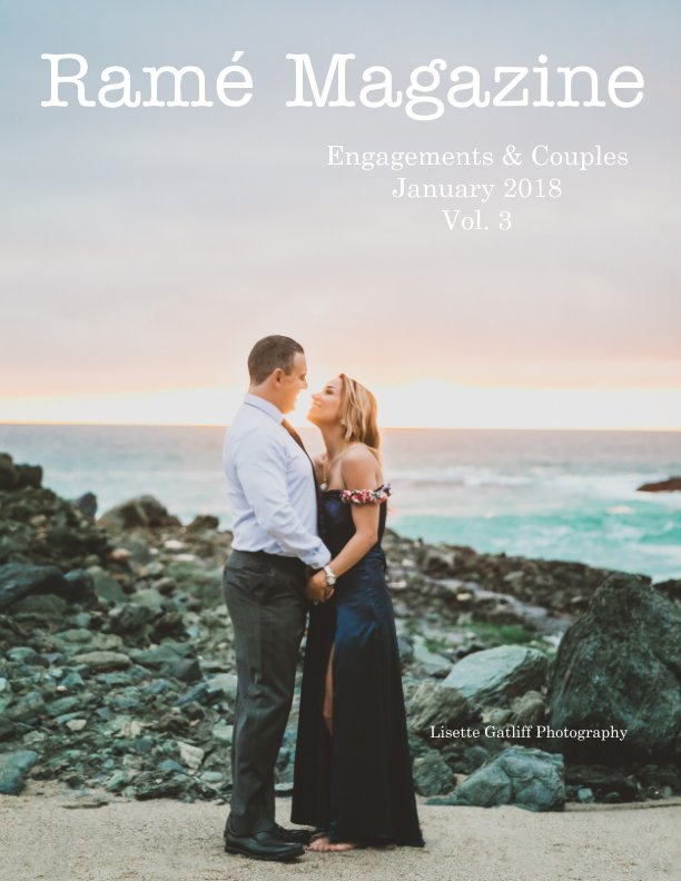 View Ramé Magazine | Volume 3 | Couples by Ramé Magazine
