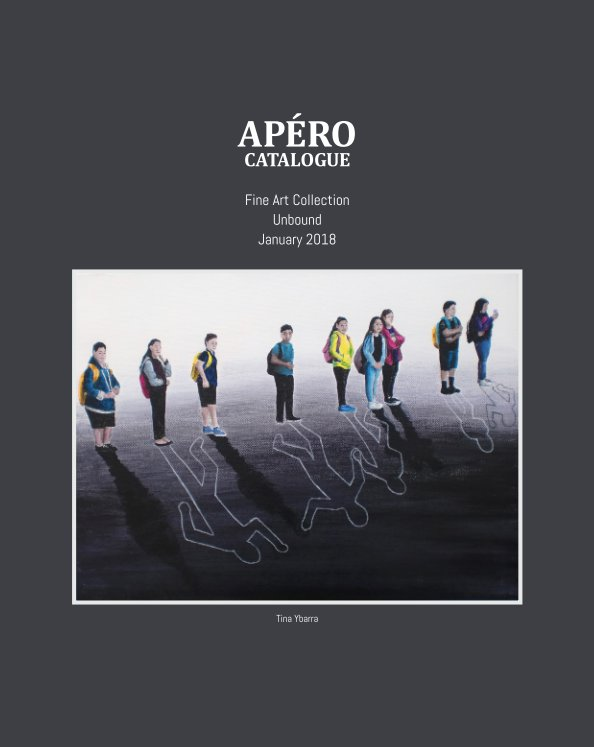View APÉRO Catalogue - Unbound - January 2018 by EE Jacks