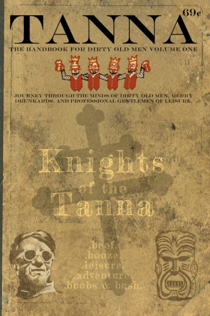Bekijk Tanna Volume 1 op Knights of the Tanna