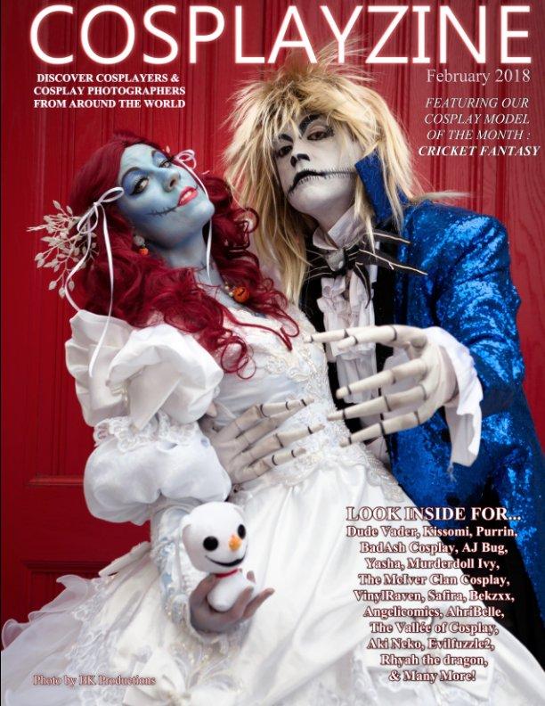 Bekijk Cosplayzine February 2018 Issue op cosplayzine