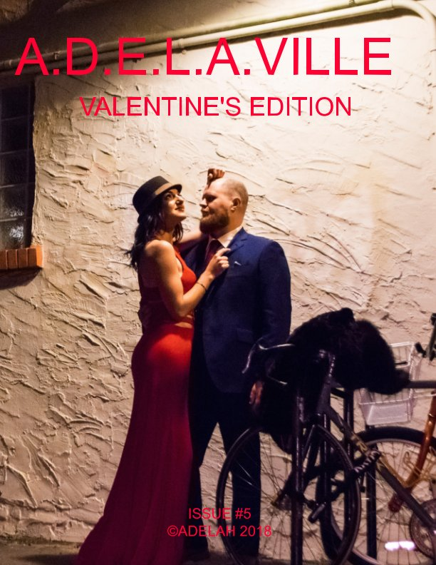 View A.D.E.L.A.VILLE - VALENTINES EDITION by Adela Hittell