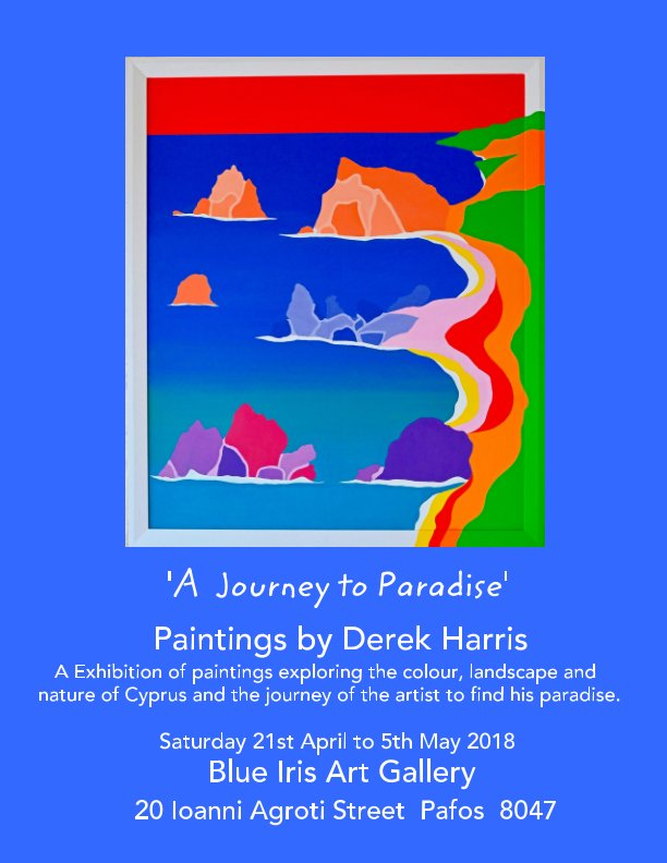 View A JOURNEY TO PARADISE by Derek Harris