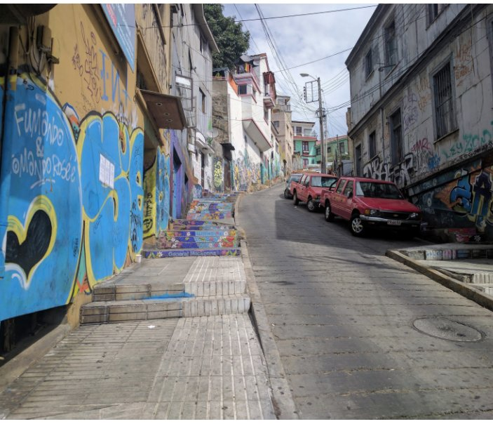 View South American Street Art by Nich Bailey