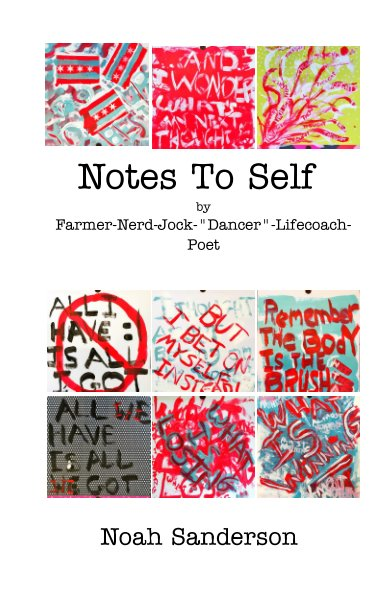 View Notes to Self by Noah Sanderson