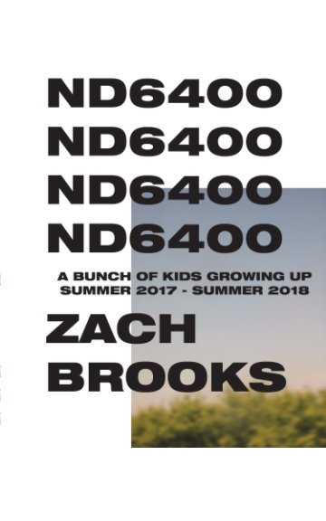 Bekijk ND6400 op Zach Brooks