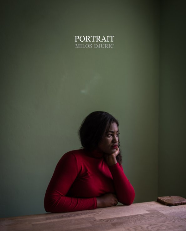 Bekijk Portrait Portfolio 2017 op Milos Djuric