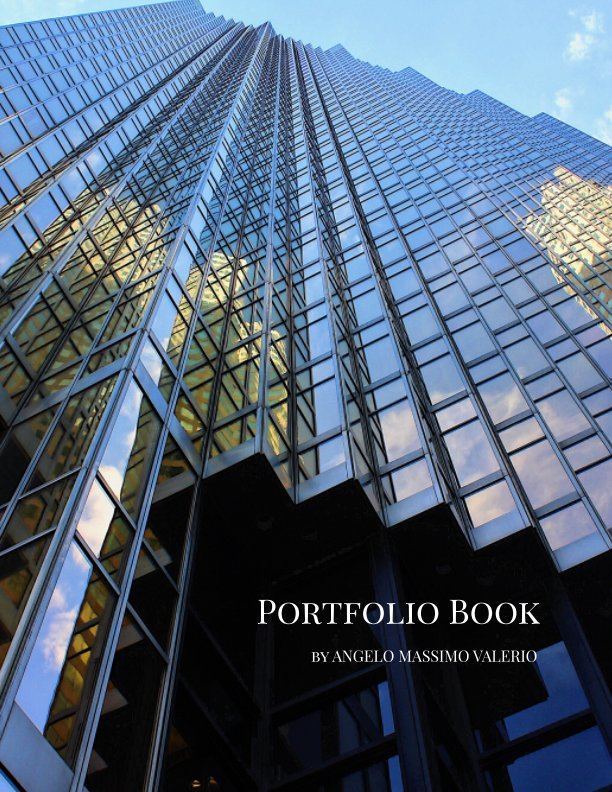 Bekijk Portfolio Book op Angelo Massimo Valerio