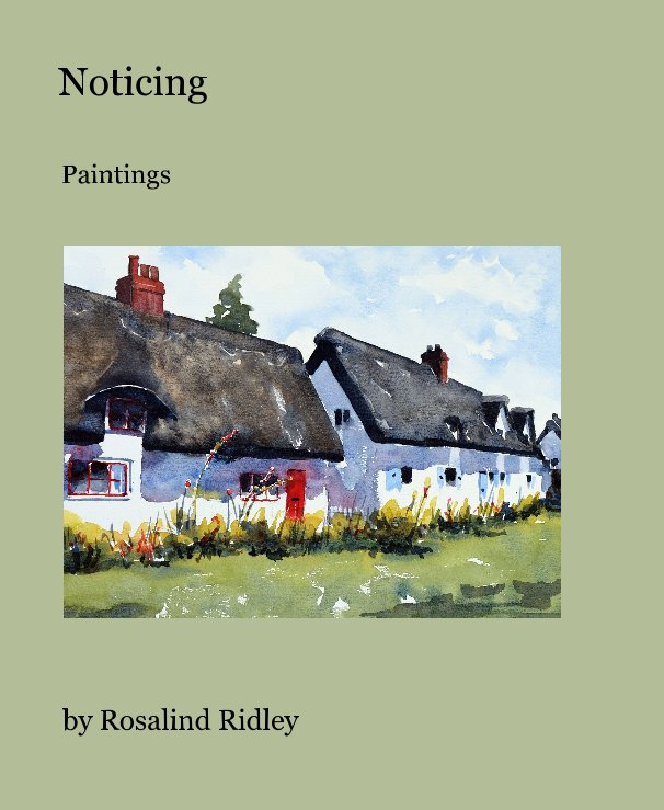 View Noticing by Rosalind Ridley