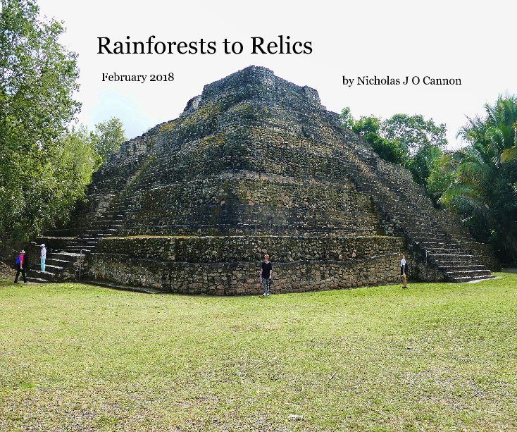 View Rainforests to Relics by Nicholas J O Cannon