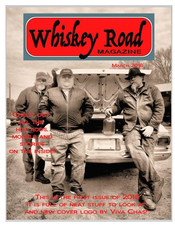 Bekijk Whiskey Road March 2018 op GW Gantt