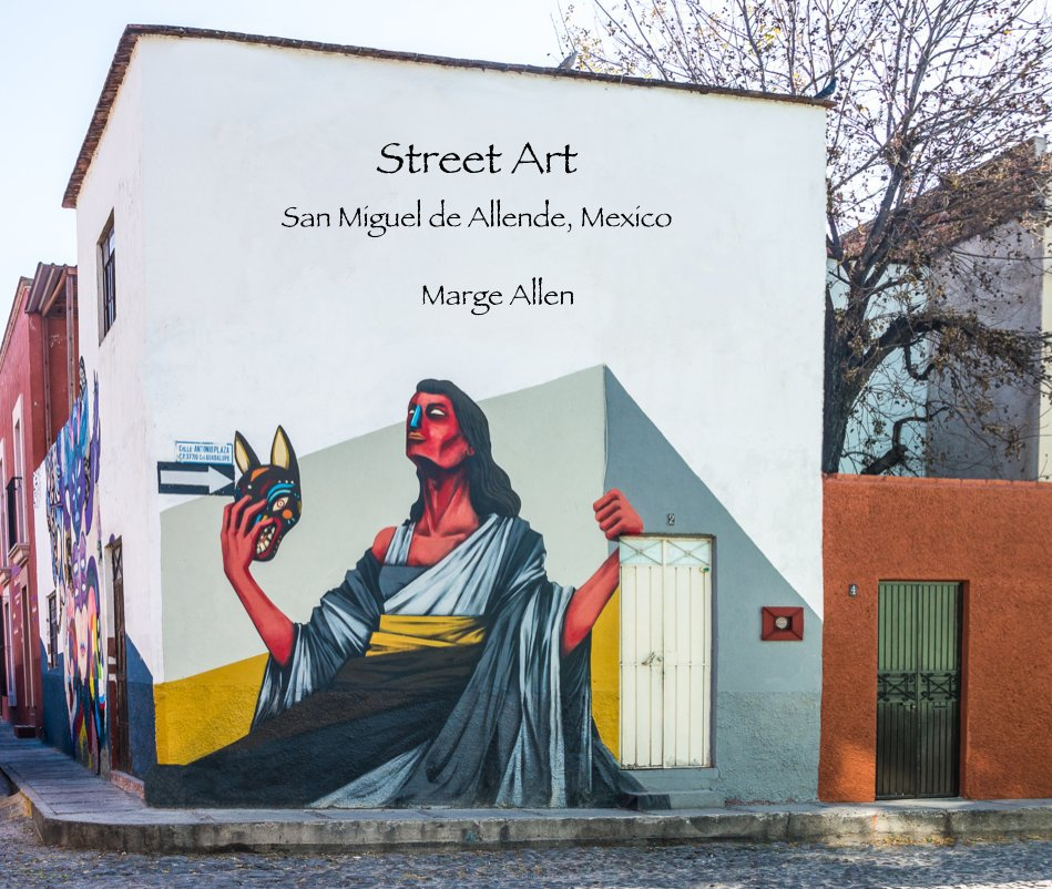 Bekijk Street Art op Marge Allen
