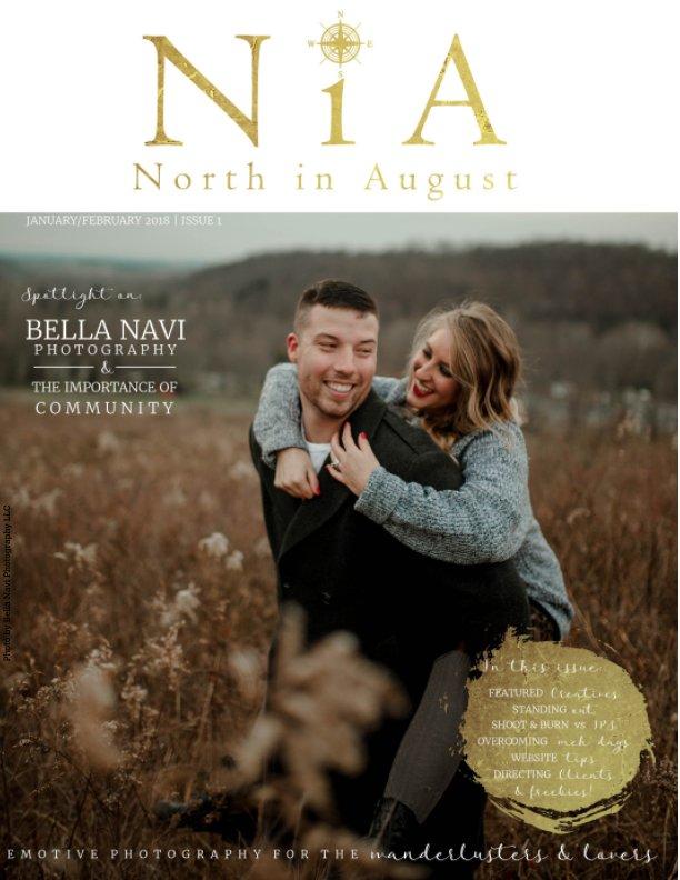 View North in August Magazine by Amandamarie Gillen