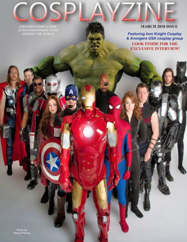 View Cosplayzine March - 2018 Issue by cosplayzine