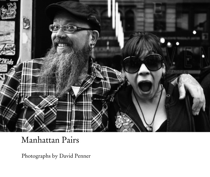 View Manhattan Pairs by Photographs by David Penner