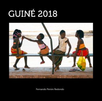 GUINÉ 2018 - Turismo livro fotográfico