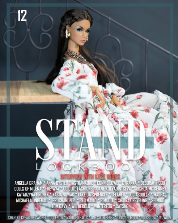 View STAND Volume 12 Fashion Cover by STAND