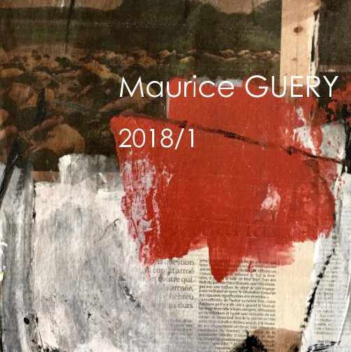View Portfolio 2017/1 by Maurice GUERY