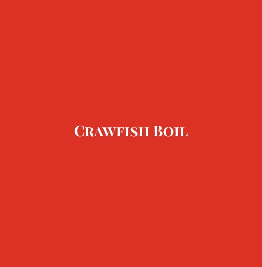 View Crawfish Boil by Ron Scott