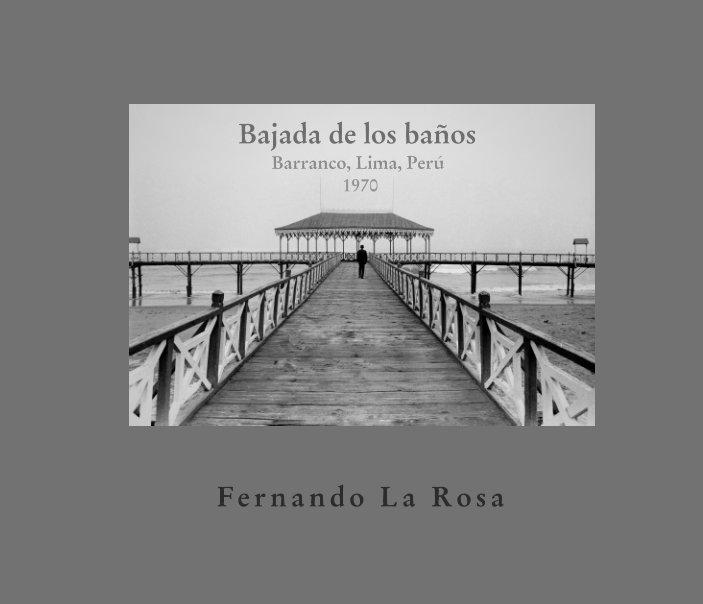 Bekijk Barranco: Bajada de los baños op Fernando La Rosa