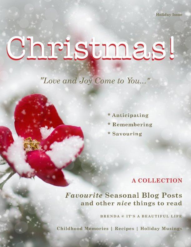 View Christmas! by Brenda C Leyland
