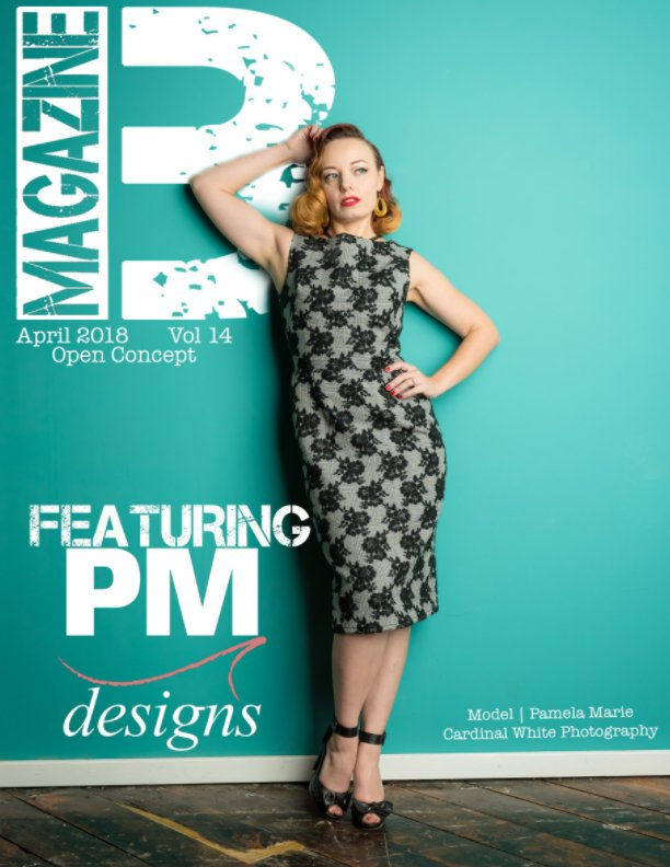 View B Magazine April 2018 Vol 14 by Brittany Linsmeyer