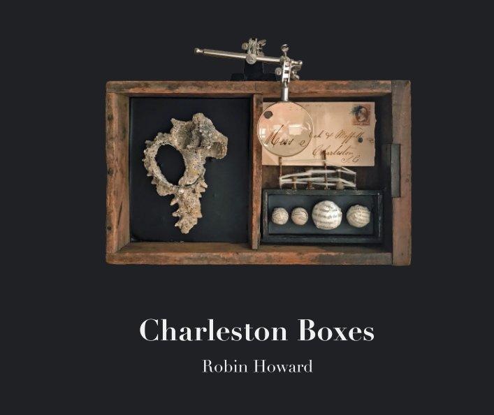View Charleston Boxes by Robin Howard