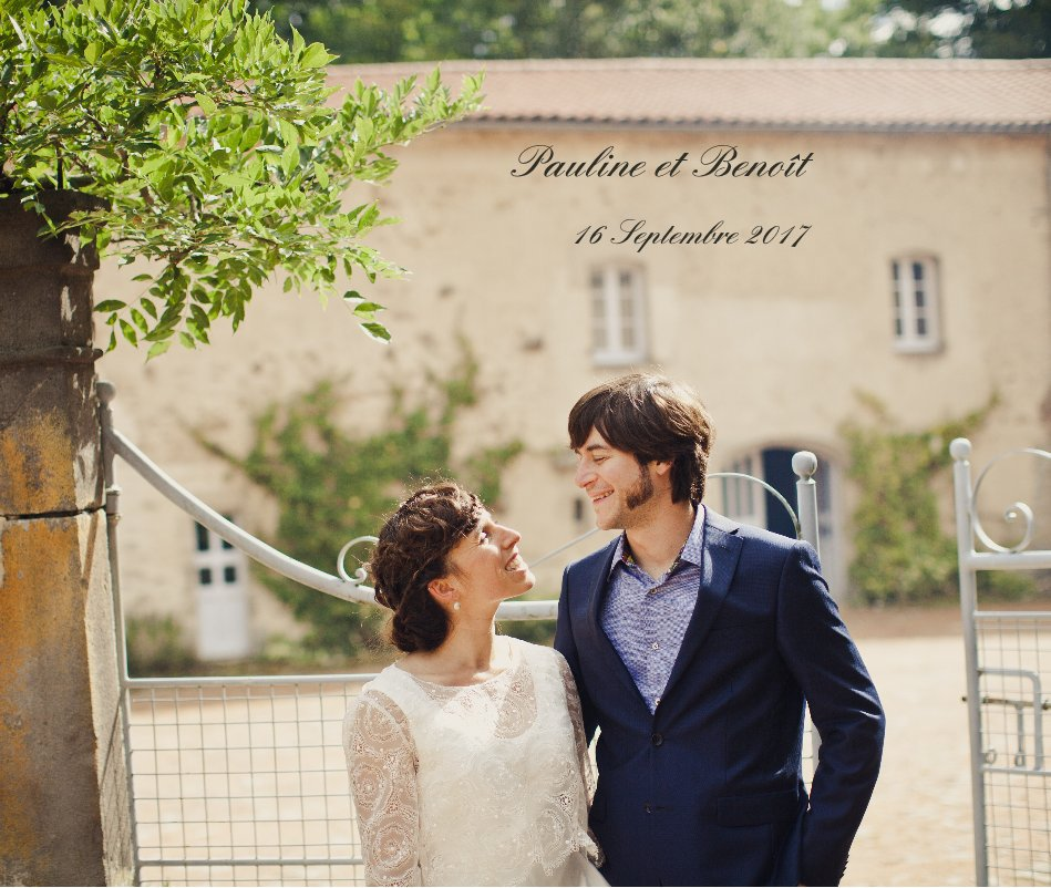 View Pauline et Benoît by 16 Septembre 2017
