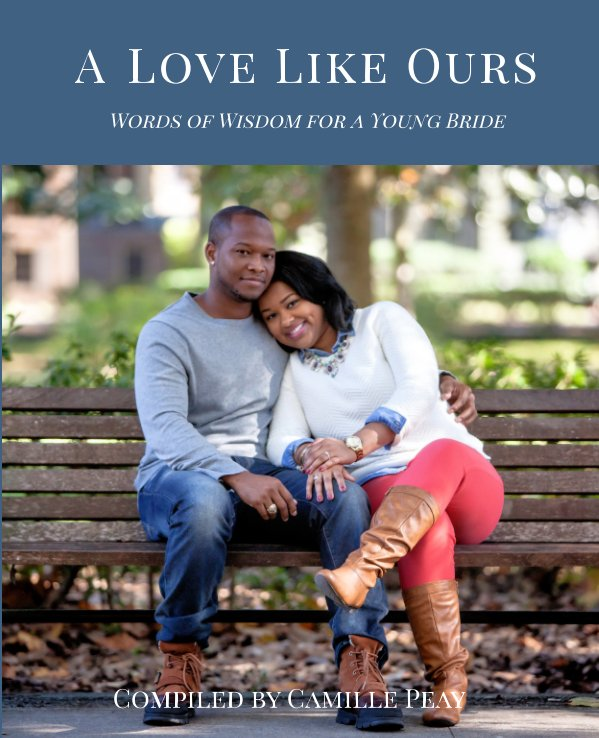 View A Love Like Ours by Camille Peay
