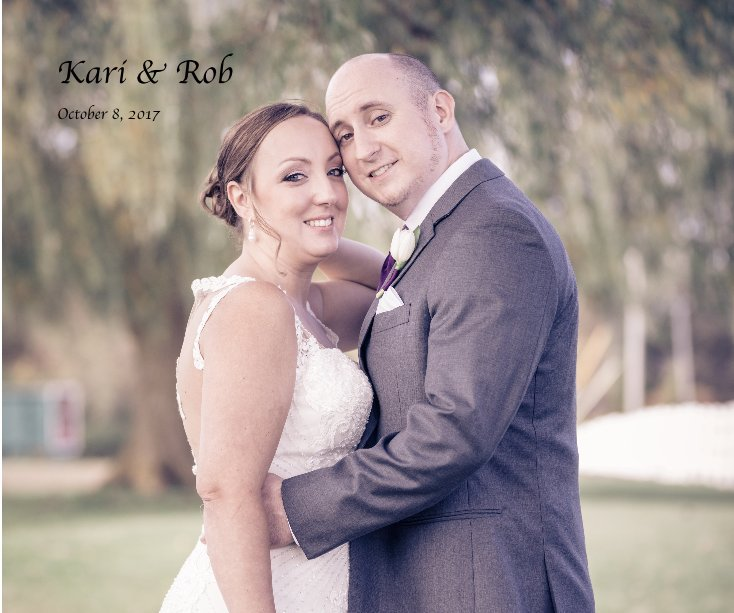 View Kari & Rob by Edges Photography