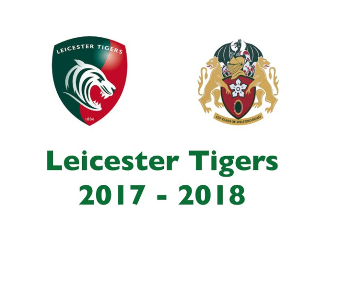 View Tigers 17-18 season by Mick Bannister