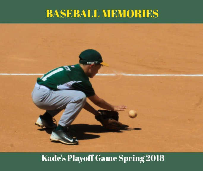 View Baseball Memories: Kade's Playoff Game Spring 2018 by Alex Mizu