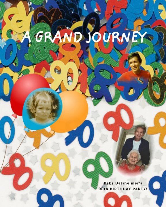 View A Grand Journey by Compiled by Ray,  Marie Maines