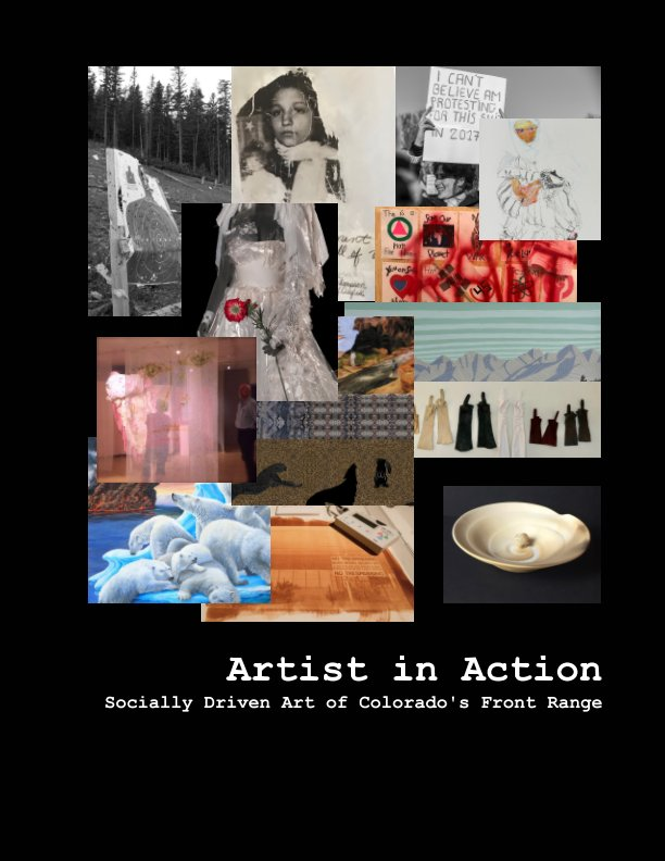 Bekijk Artists In Action: Socially Driven Art of Colorado's Front Range op Rough Ruby Arts Collective