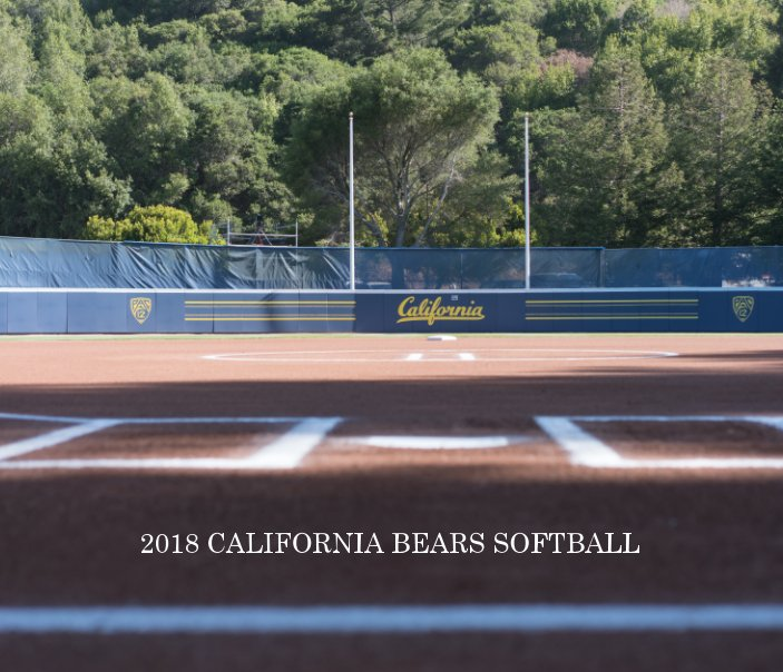 View 2018 CALIFORNIA BEARS SOFTBALL by Peter M. Fukumae