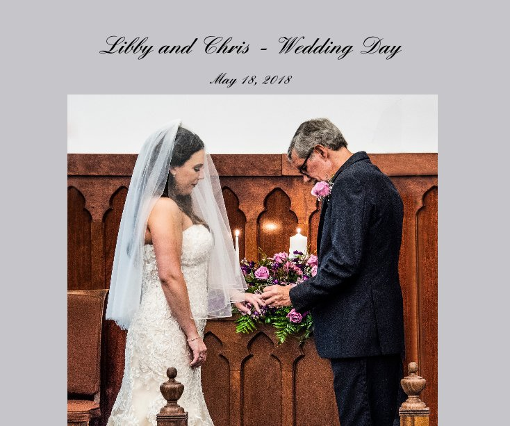 View Libby and Chris - Wedding Day by Thomas Johnson