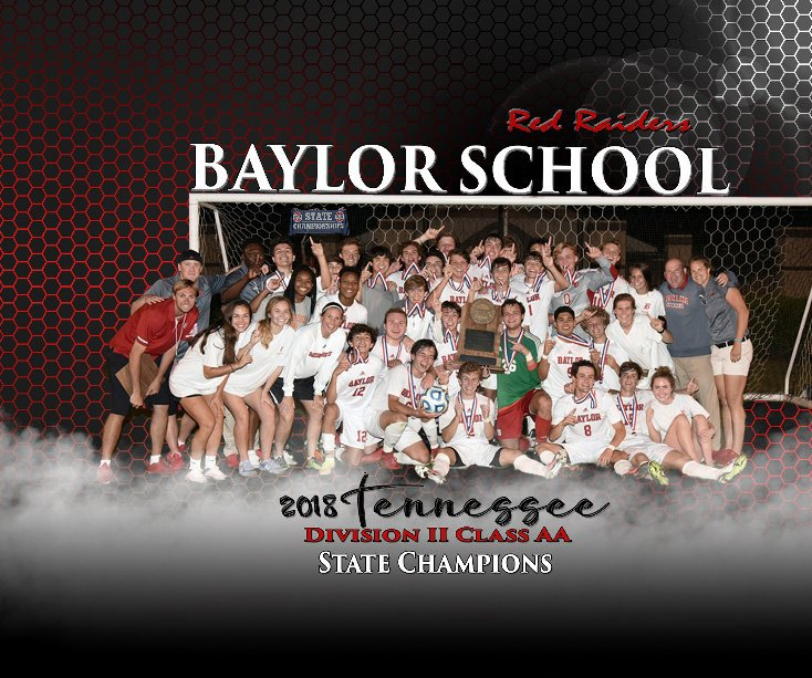 View The 2018 Baylor School Red Raiders by Pam Brewer