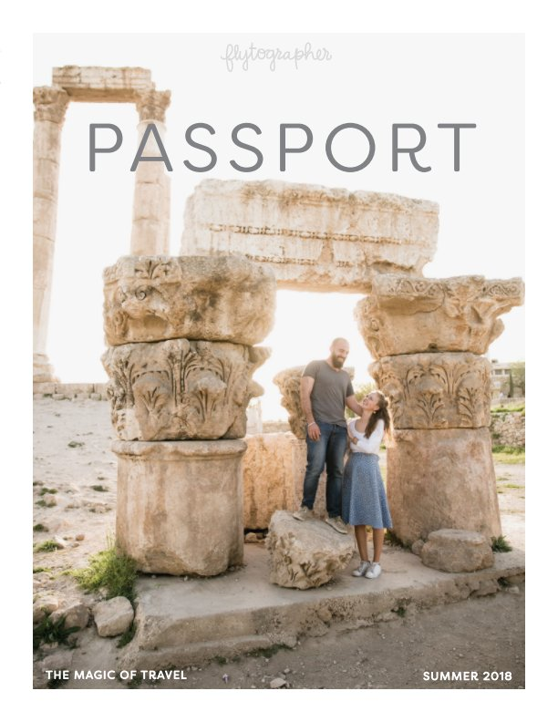 View Passport: The Magic of Travel, Vol 6 by Flytographer