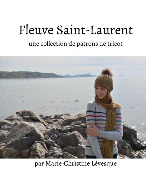 View Fleuve Saint-Laurent by Marie-Christine Lévesque